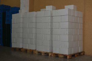 Также продаем ядро грецкого ореха в белой упаковке.