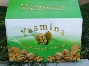 В качественной упаковке грецкого ореха с Украины - в любую точку мира.